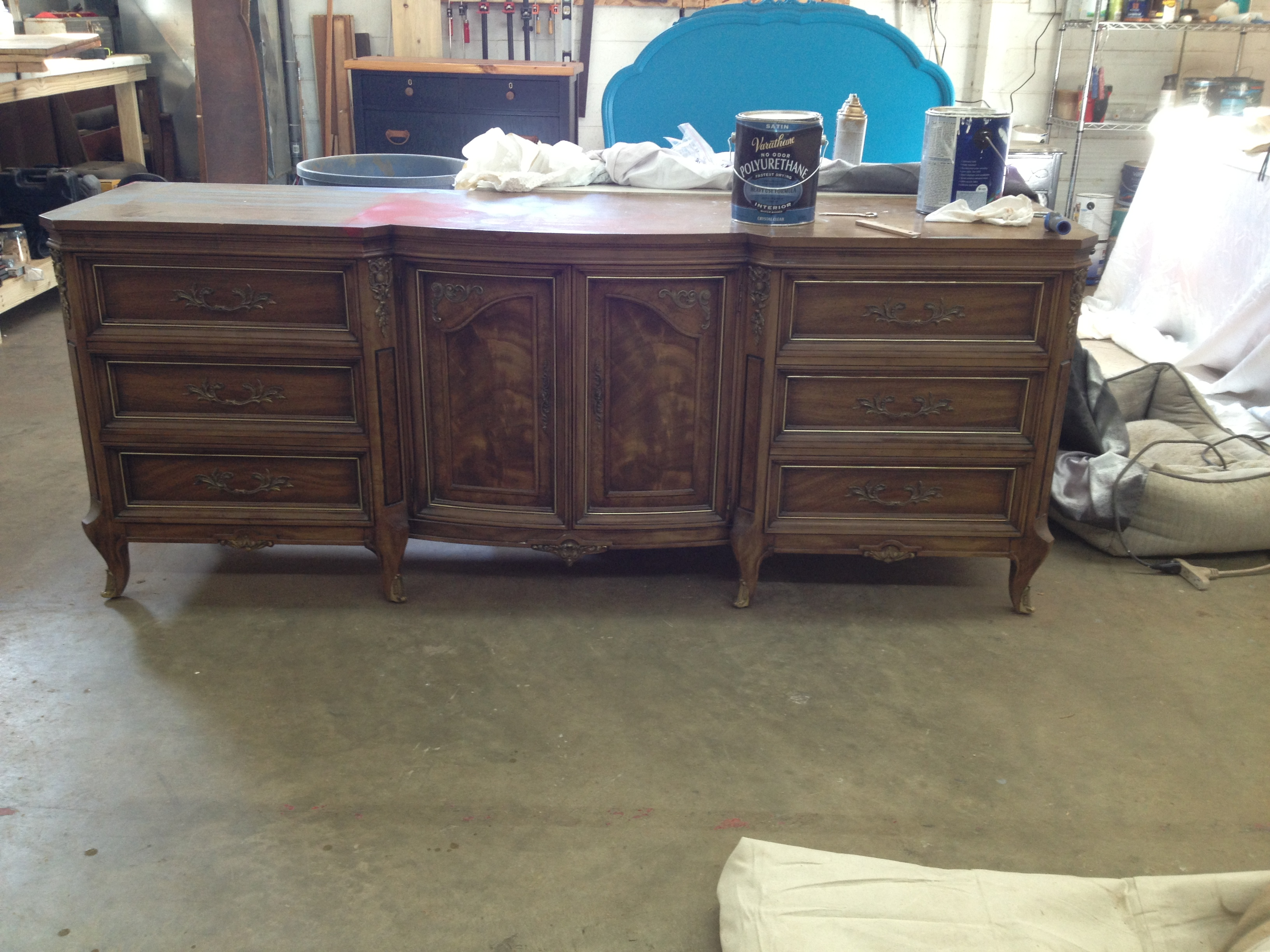 Rescued Furnishings St Louis Mo Vintage Painted Customized Furniture Rescue Restore